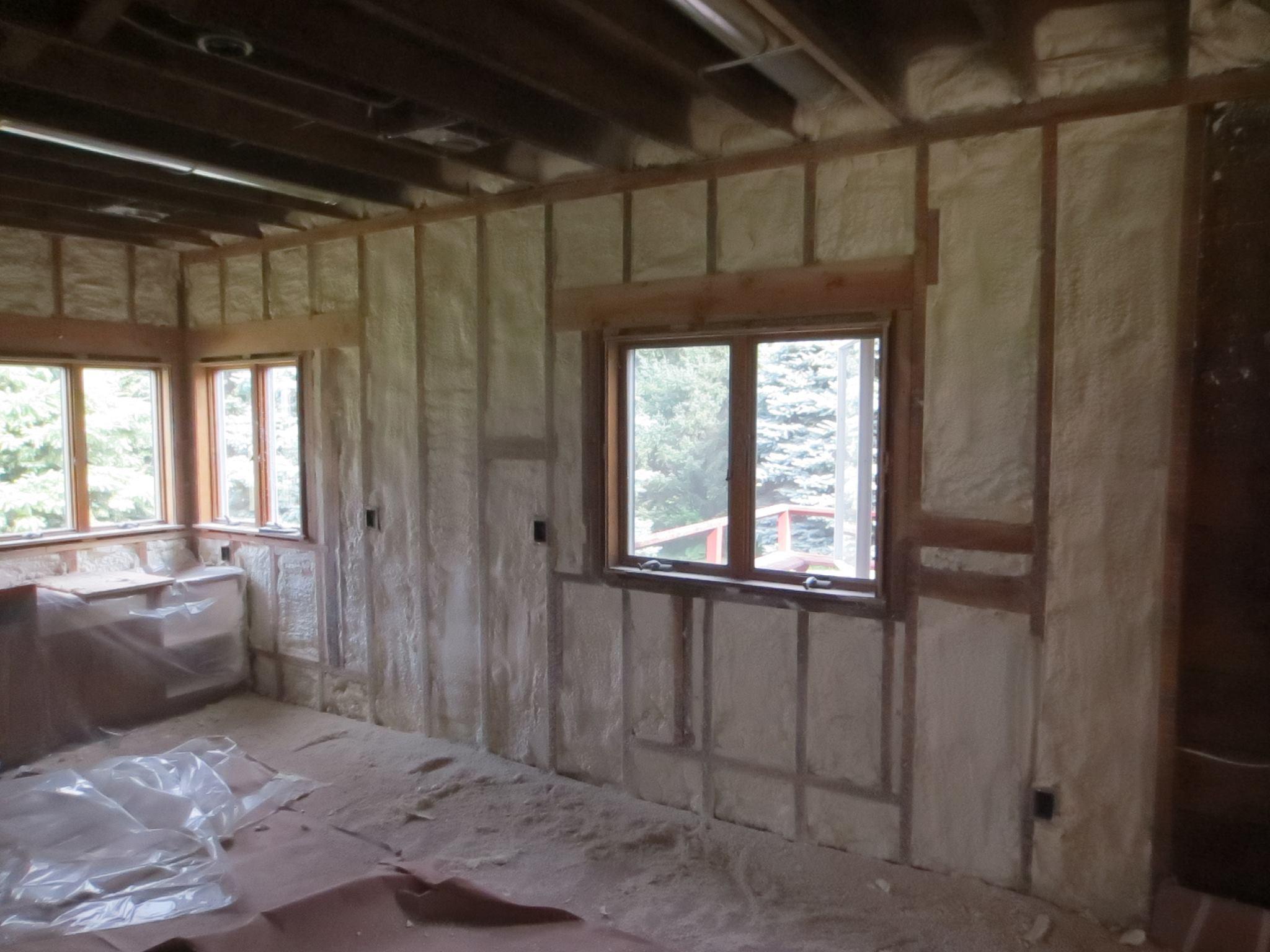 Rim Joist On Reeds Lake Old Farmhouse Kitchen Remodel